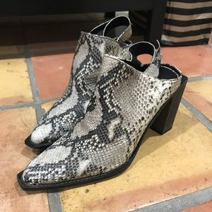 Free People - Boot Heels